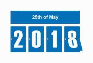 25 maggio 2018
